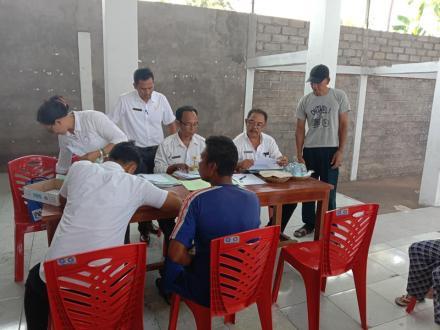 Pembagian Sertifikat Tanah Oleh BPN Singaraja