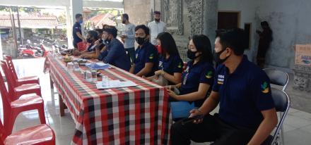 Tim pendamping Sosial Kabupaten lakukan Validasi Calon KPM PKH Desa Banjarasem