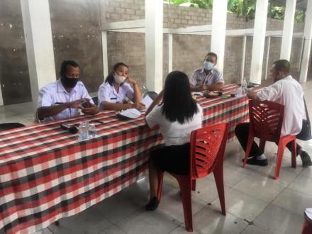 Kecamatan Seririt Adakan Koordinasi Dengan Desa terkait Pengelolaan Sampah