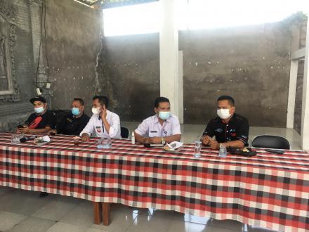 PT. PERTAMINA adakan Sosialisasi dan Demontrasi tentang keamanan penggunaan Gas