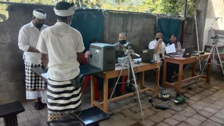Pelayanan SIDAKEP Dari Dinas Kependudukan Dan Pencatatan Sipil Kab. Buleleng
